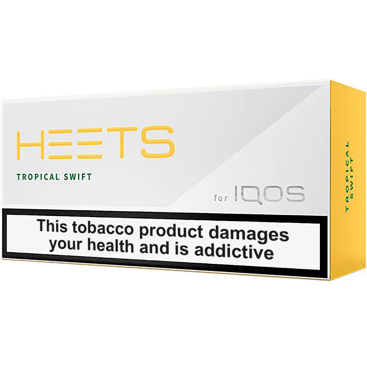 Heets - Tropical Swift