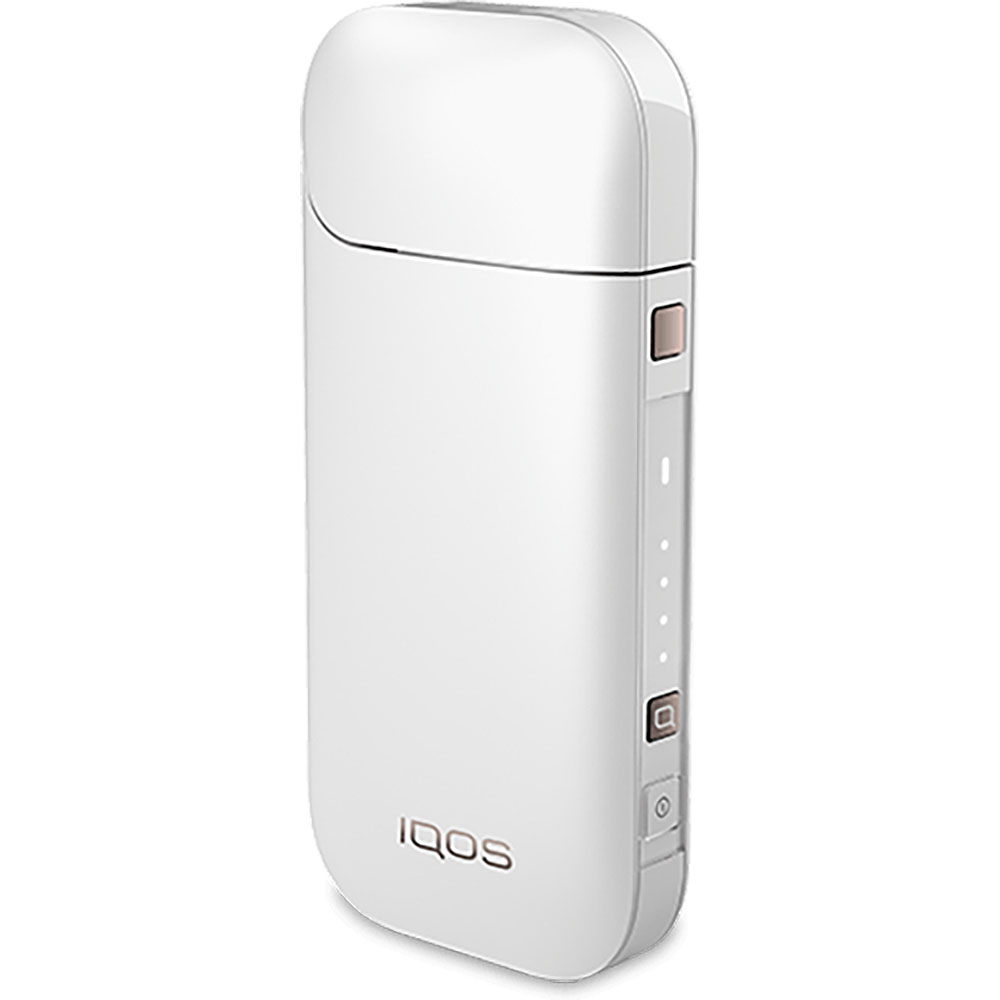 IQOS 2.4 Plus Pocket Charger - White