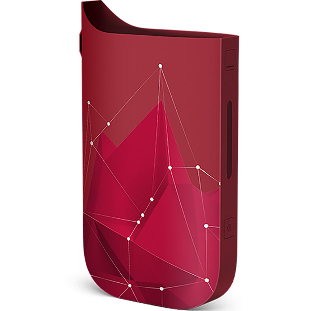 Case for IQOS 2.4 Plus - Red