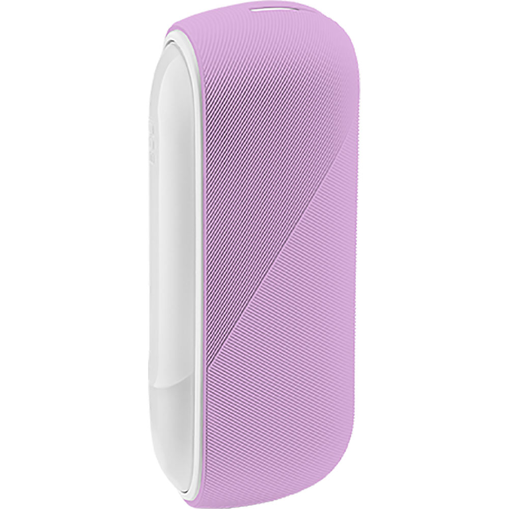 Silicon Sleeve Case for IQOS 3 Duo - Topaz Purple