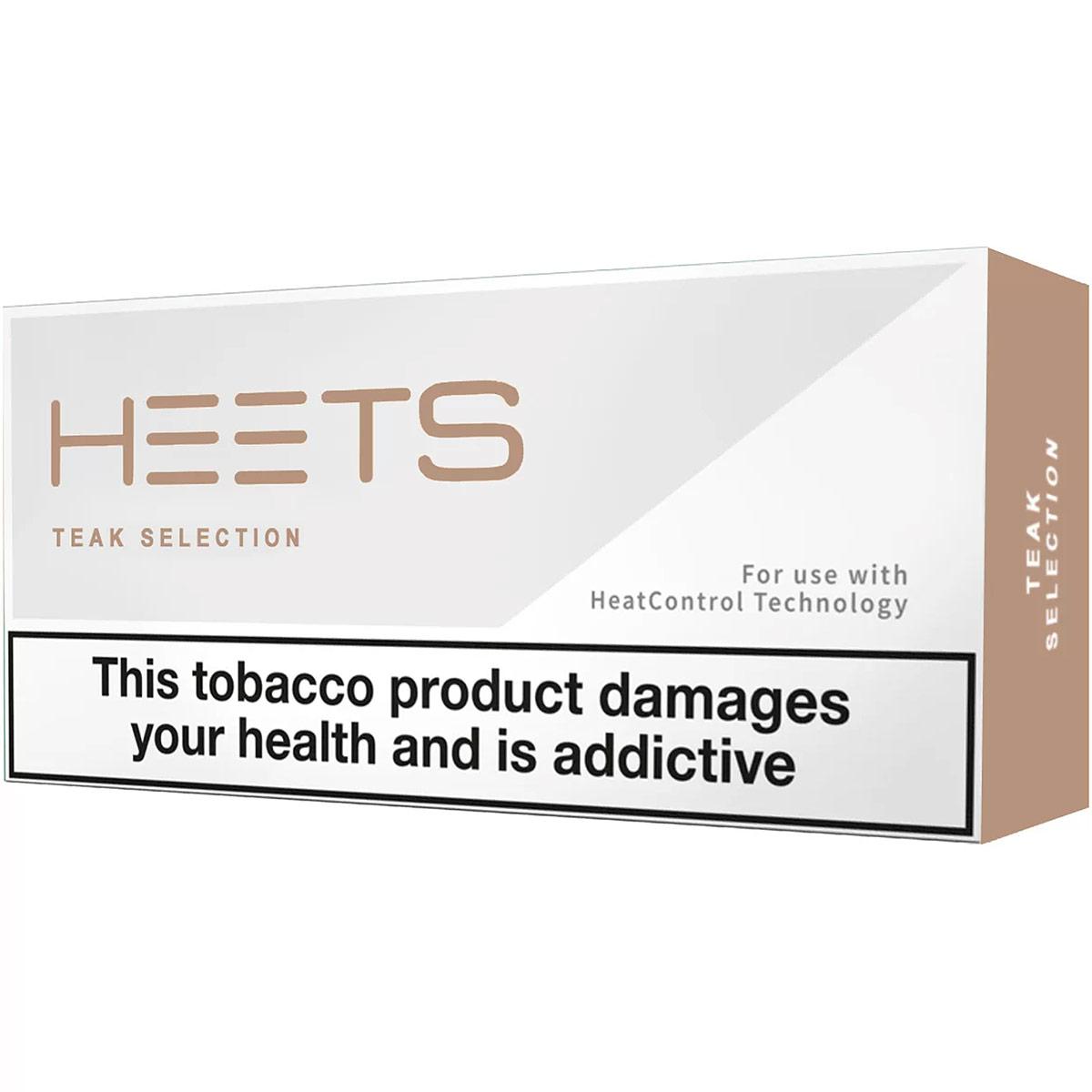 Heets - Teak Selection