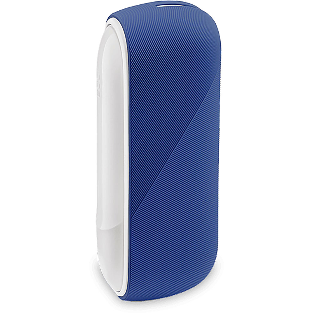 Silicon Sleeve Case for IQOS 3 - Marine Blue