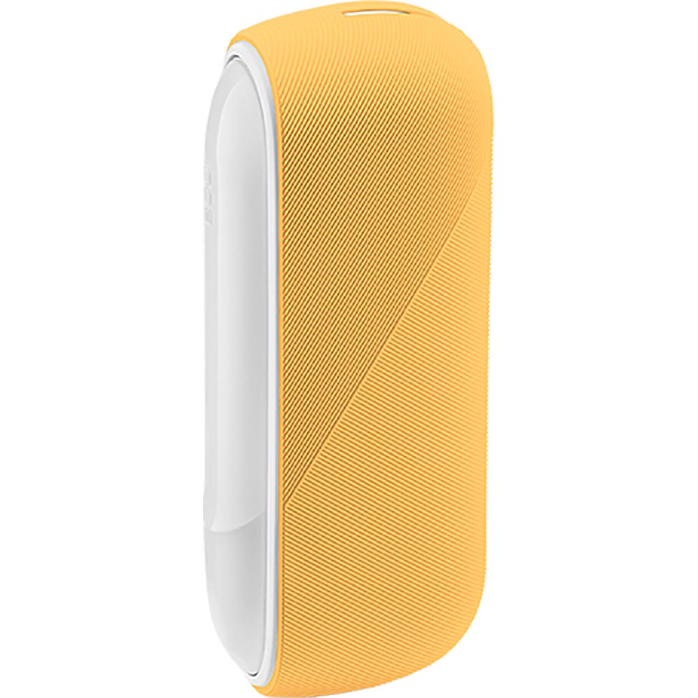 Silicon Sleeve Case for IQOS 3 Duo - Citrine Yellow