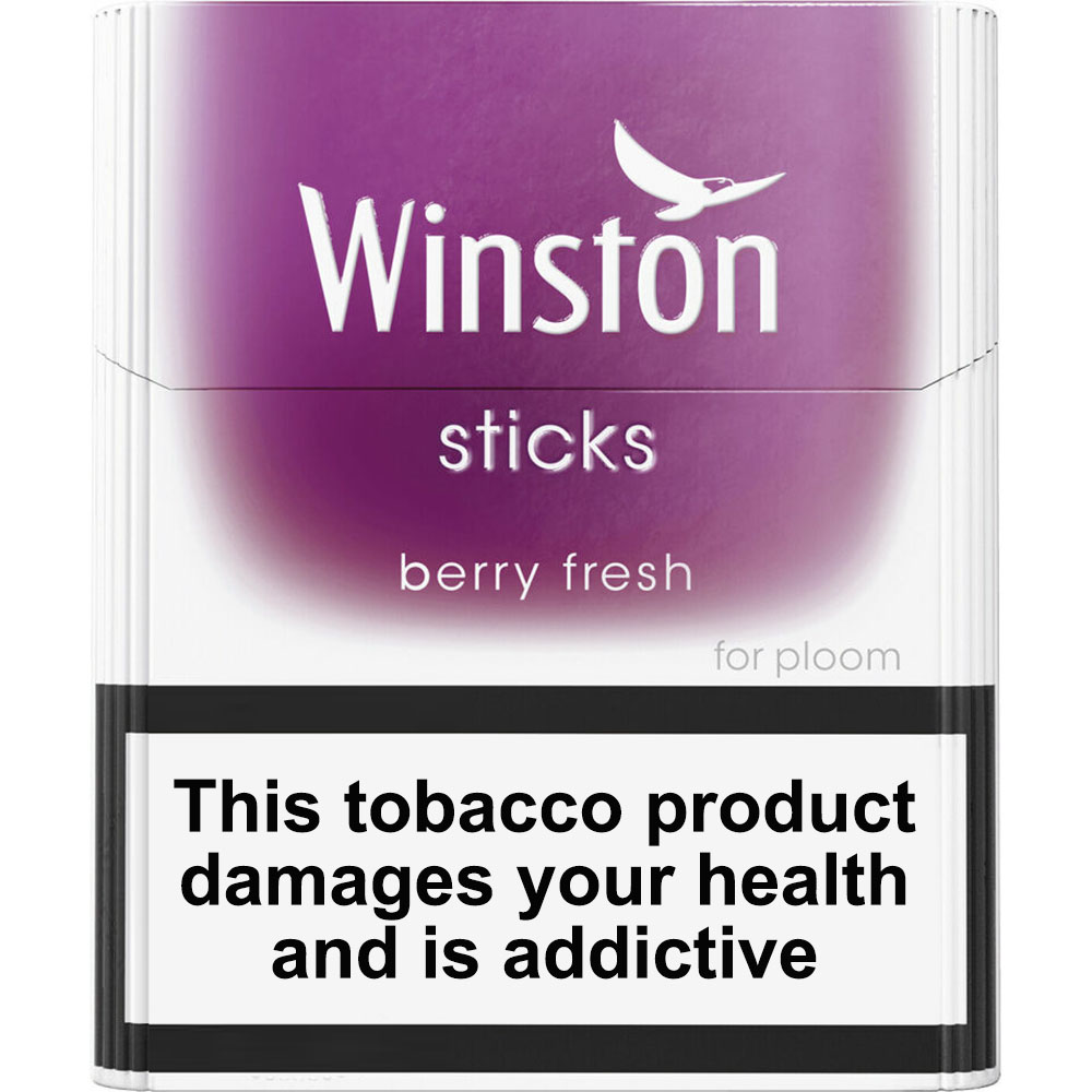 Winston Sticks Berry Fresh