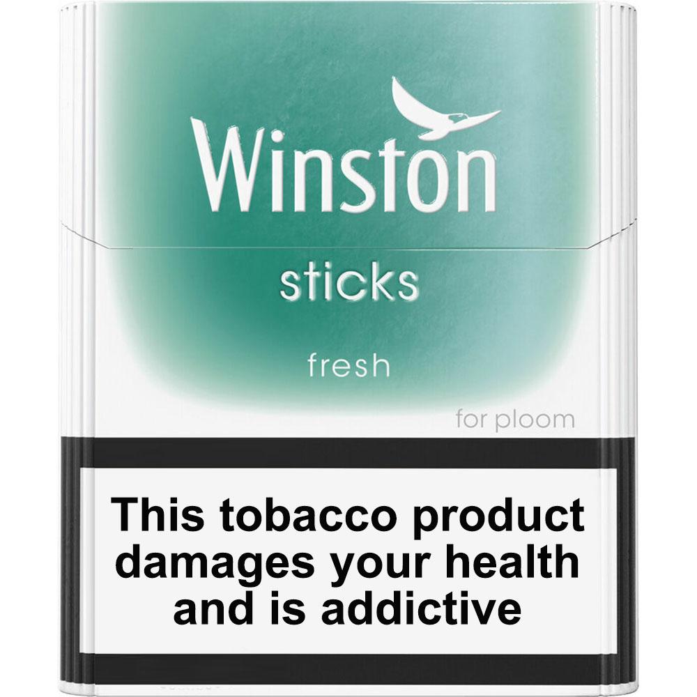 Winston Sticks Fresh