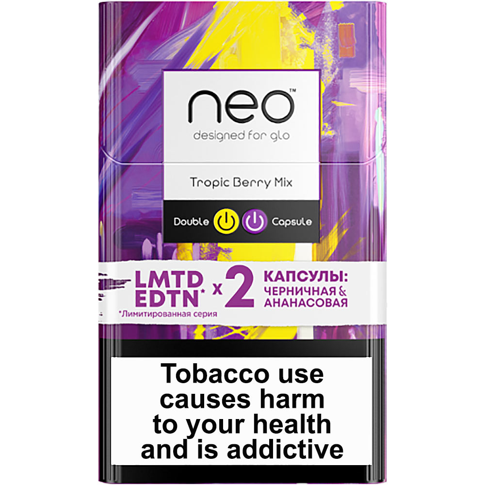 Neo Demi - Tropic Berry Mix Limited Edition