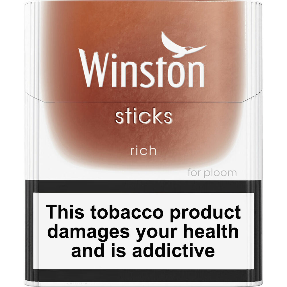 Winston Sticks Rich
