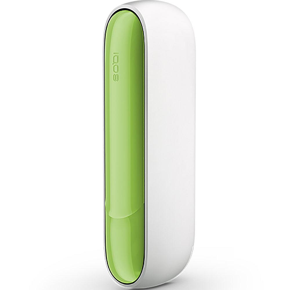Door Cover for IQOS 3 Duo - Wild Green