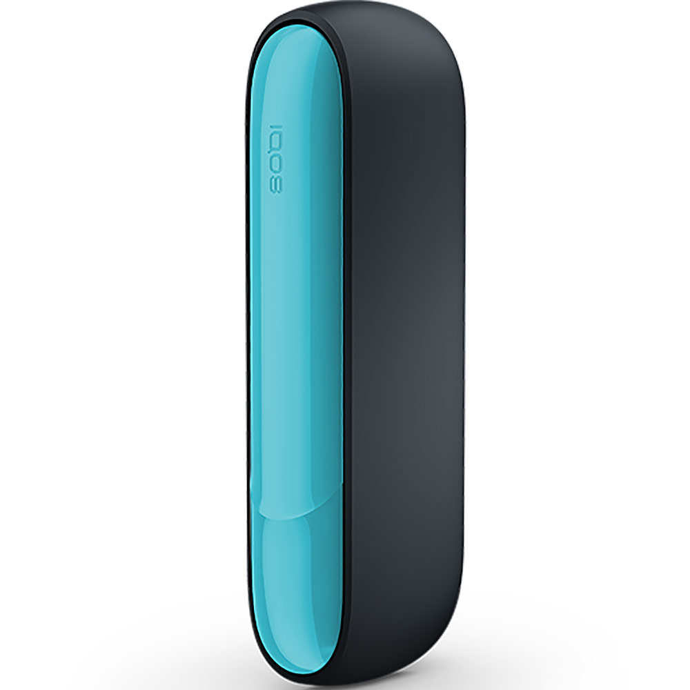 Door Cover for IQOS 3 Duo - Tidal Blue