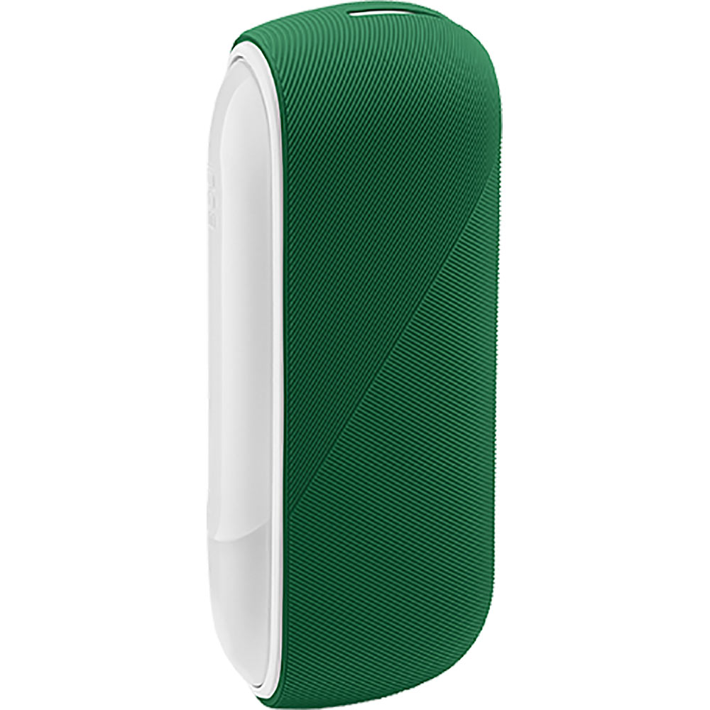 Silicon Sleeve Case for IQOS 3 Duo - Emerald Green