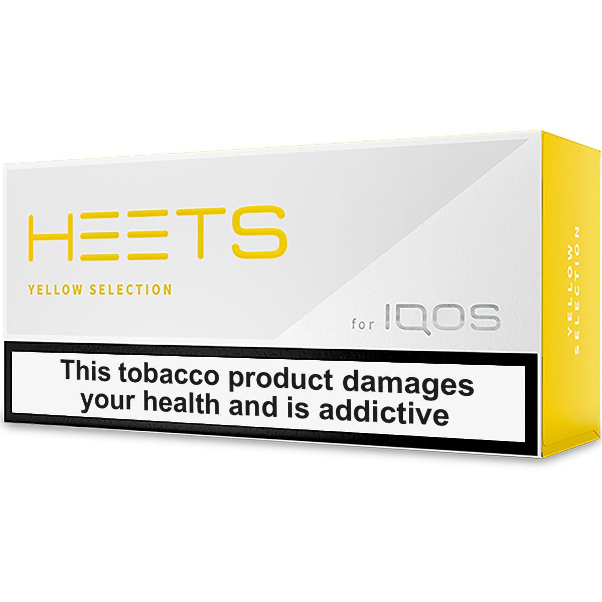 Heets - Yellow Selection
