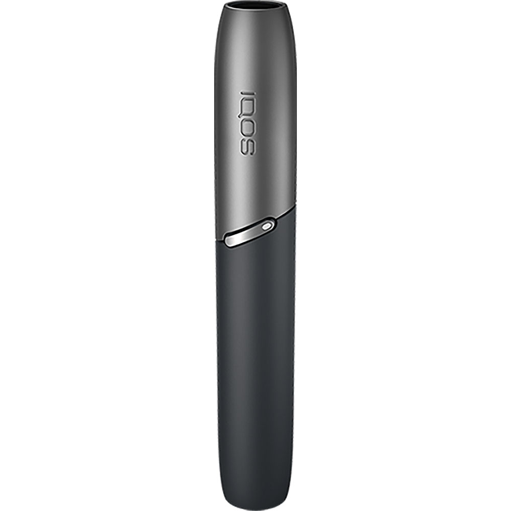 Cap for IQOS 3 Duo - Pewter Grey