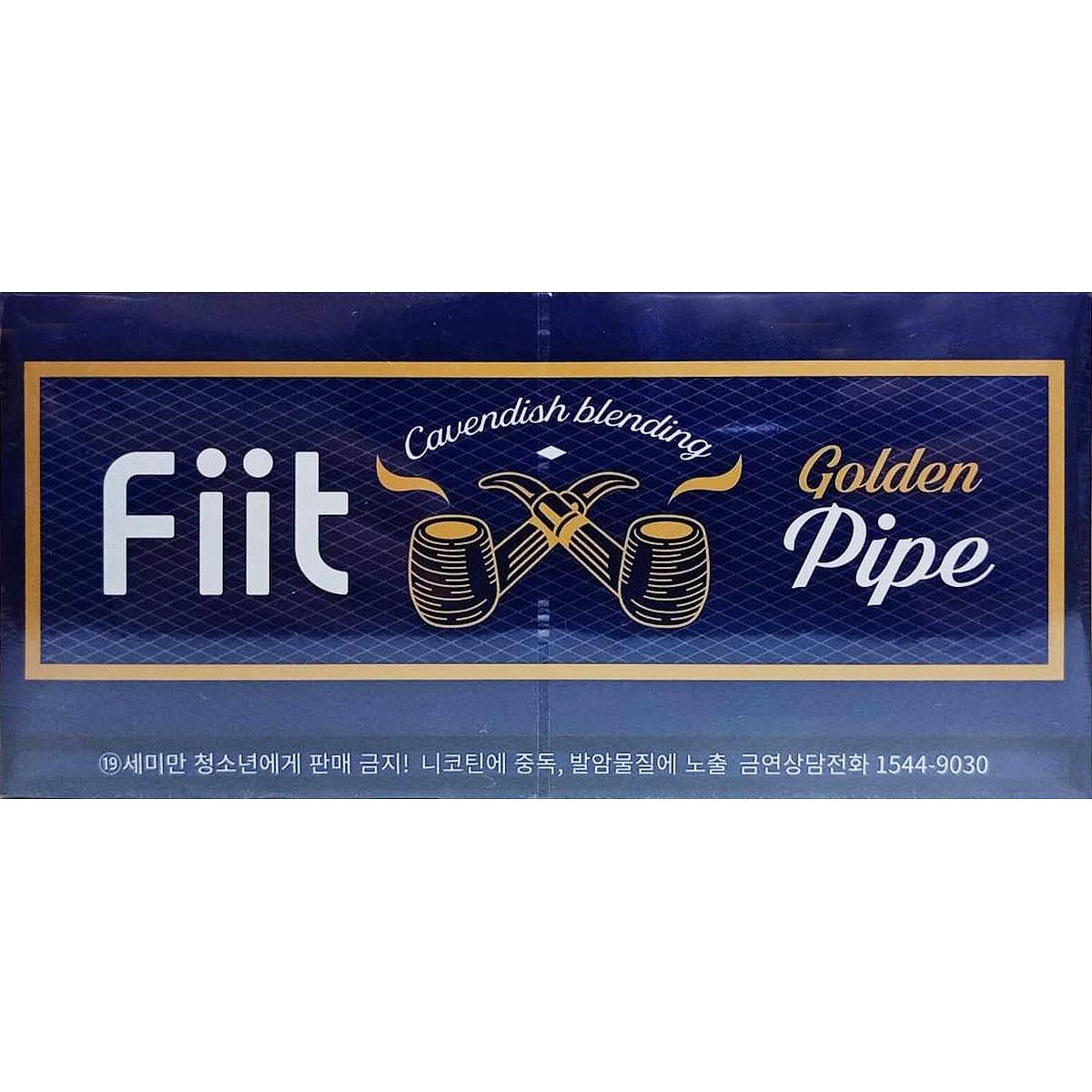 Fiit - Golden Pipe