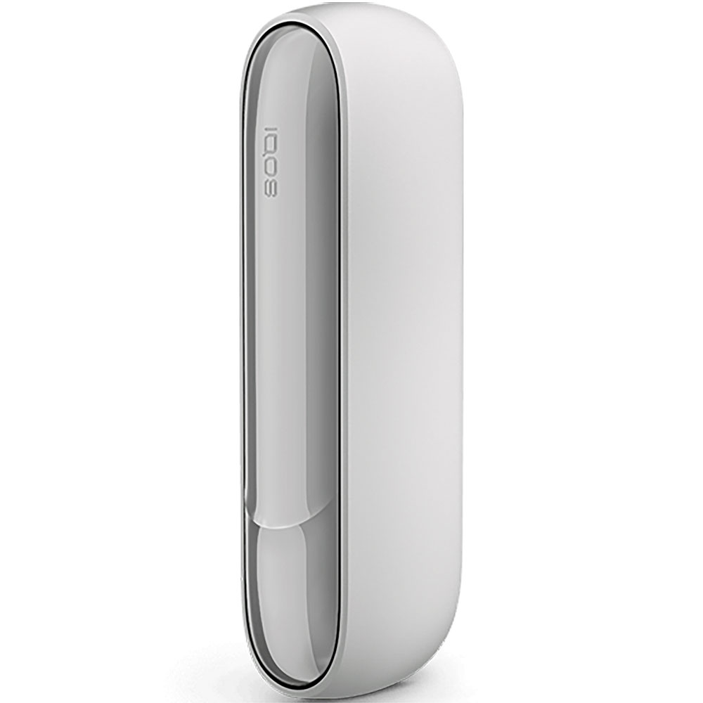 Door Cover for IQOS 3 Duo - Pewter Grey