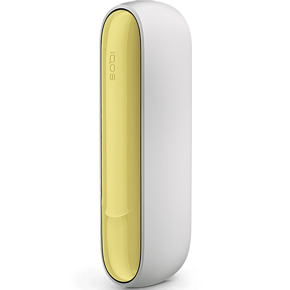 Door Cover for IQOS 3 - Soft Yellow